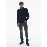 Hoven Masculine Sweater Navy