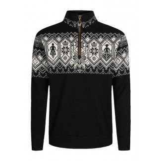 Norge Masculine Sweater Black 2