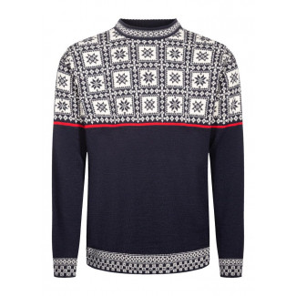Tyssøy Unisex Sweater Navy