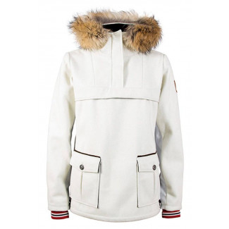 Fjellanorakk Feminine Knitshell - Off White