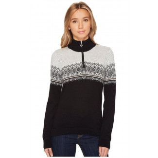 Hovden Feminine Sweater Anthrazit