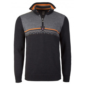Lahti Masculine - Dark Charcoal / Orange Peel / Smoke