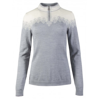 Snefrid Feminine - Grey / Off White