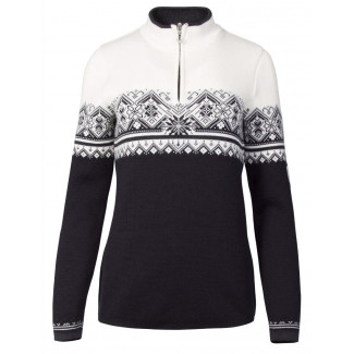 St. Moritz Feminine - Black / White / Dark Charcoal