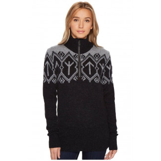 Tora Feminine Sweater Anthrazit