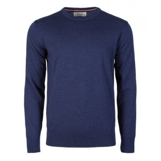 Magnus Masculine Sweater - Navy