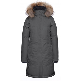 Quartz Kimberly Parka - Charcoal