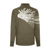 Snøhetta Unisex Sweater Green