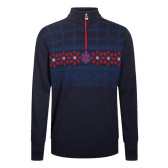Oberstdorf Masc Sweater Navy