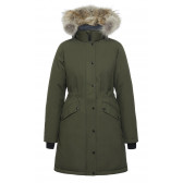 Kay Parka - Military Green