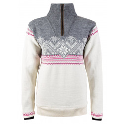Glittertind Feminine Sweater Pink